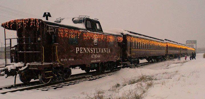 Polar Express Tour of Lights