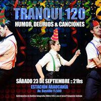 Tranqui 120 - 23 de Septiembre - Araucana