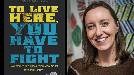 Jessica Wilkerson presents To Live Here You Have to Fight