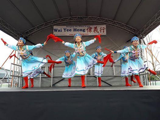 Chinese New Year 2019 Bristol