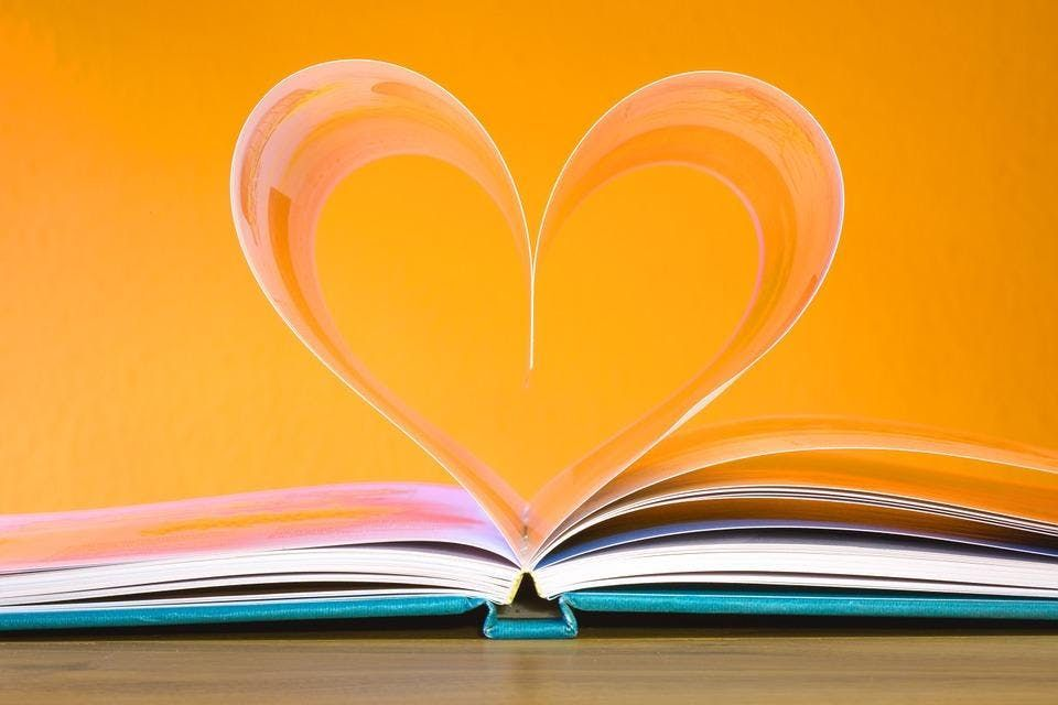 Pen to Print Love in the Library - Speed date an Author