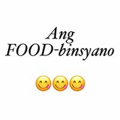 Ang FOOD-binsyano