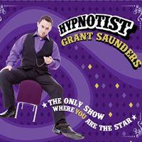 Hypnotist Grant Saunders