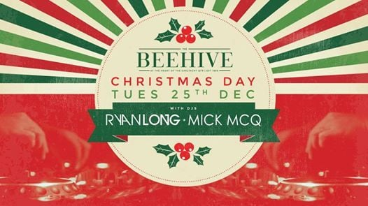 Christmas Day  Beehive Bar Belfast  Hit GOING to Win