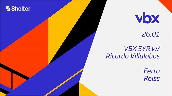 VBX 5YR w Ricardo Villalobos Ferro Reiss