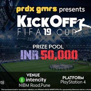 KickOff FIFA 19 Cup - Pune