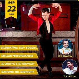 La Rumba - Saturday Show Night (Salsa Upanishads)