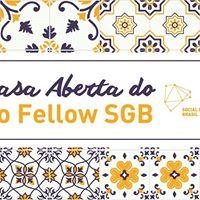 Casa aberta SGB - Vem ser Fellow