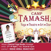 Journey Of The Senses - Camp Tamasha