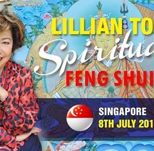 Lillian Toos Feng Shui Spiritual 2018 (Singapore)