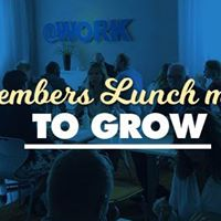 Members Lunch med To Grow