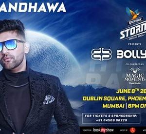 Bollyboom presents Guru Randhawa - Mumbai
