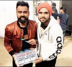 Ninja And Amrit Maan Live Performance In Delhi