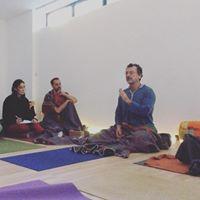 Yoga Workshop with Toms Zorzo