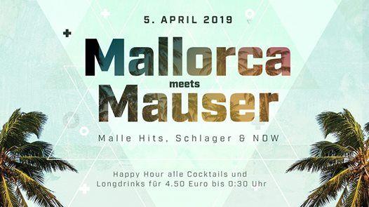 Mallorca meets Mauser  05.04