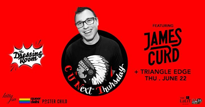 James Curd & Triangle Edge