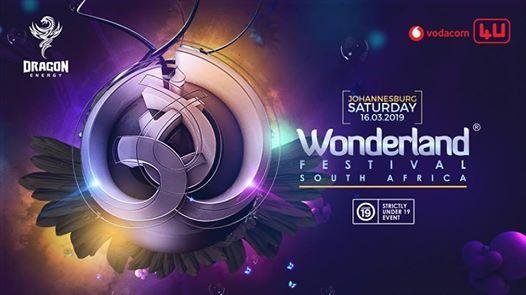 Wonderland Festival - Africa - Johannesburg