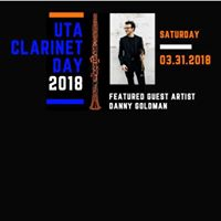 UTA Clarinet Day 2018