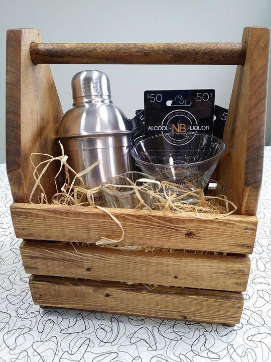 Smack the Beaver's Fun Time Gift Basket Raffle