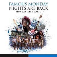 Famous Monday Night Racing