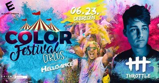 II. Color Festival 2018 Debrecen