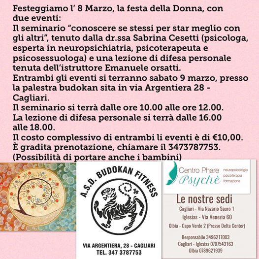 Festeggiamo l8 marzo la festa della Donna