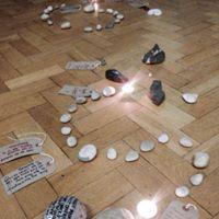 And My Stone Heart Beats - Silent Meditation Prayer Healing