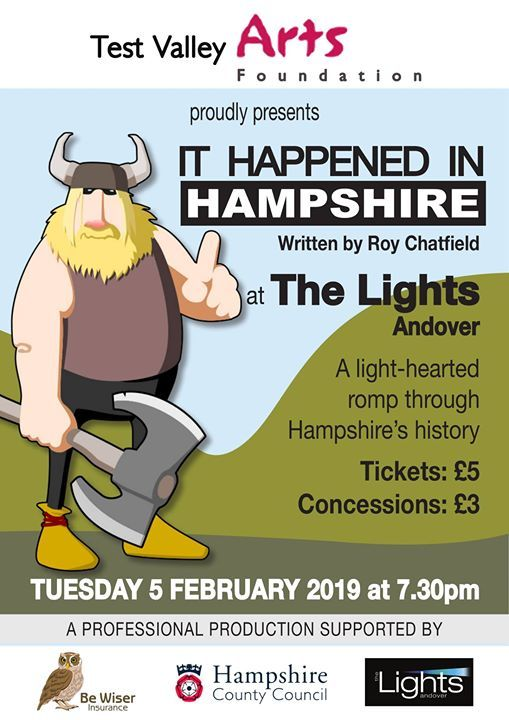 It Happened in Hampshire