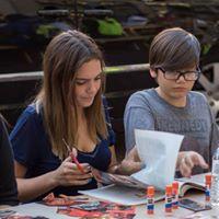 July Art Workshops for ages 6
