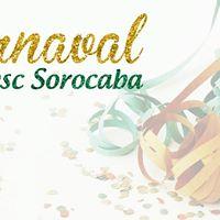 Carnaval no Sesc Sorocaba