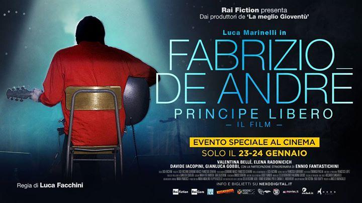 Fabrizio De Andr. Principe Libero