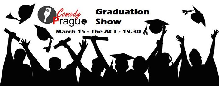 Comedy Prague Graduation Show