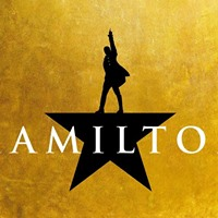 Hamilton the Musical at the Victoria Palace Theatre in London