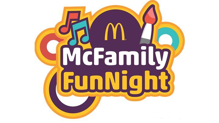 mcfamily fun night every wednesday  at mcdonald s at 6380 Safari Clip Art Helping Hands Clip Art