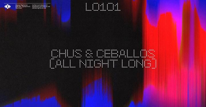 Day 1 Chus & Ceballos
