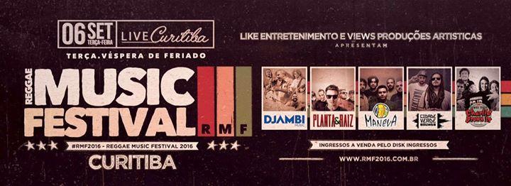 Resultado de imagem para reggae music festival curitiba 2016