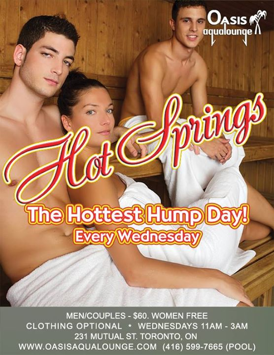 Hot Springs 11am-3am