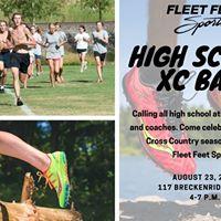 Fleet Feet Sports High School XC Bash