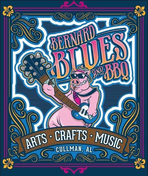 3rd Annual Bernard Blues and BBQ