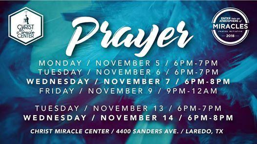 Prayer  Oracin