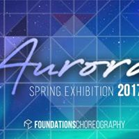 Aurora Foundations Choreography Spring 2017 Exhibition