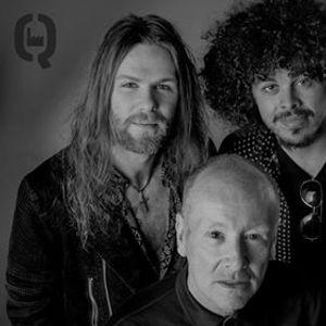 Brian Downeys Alive &amp Dangerous  Q-Factory Amsterdam