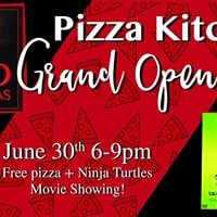 Pizza Kitchen Grand Opening