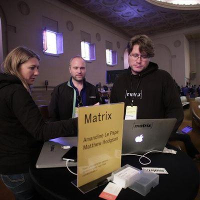 Decentralized Web SF Meet UpMarch