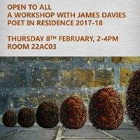 Surrey Poet in Residence workshop - Oulipo