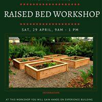 Raised Bed Workshop