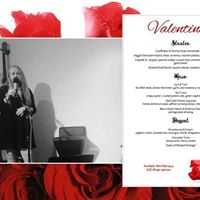 Valentines 3 Course Dinner with Singer Marilyn Cuthbert