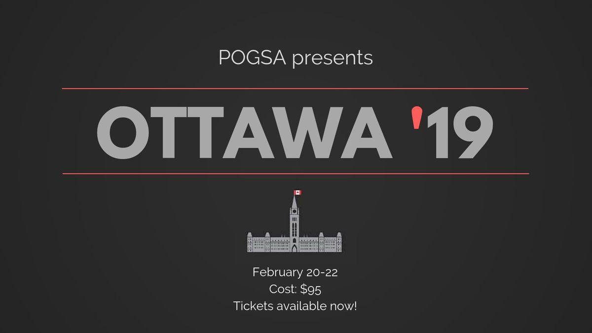 POGSA Ottawa - Winter 19