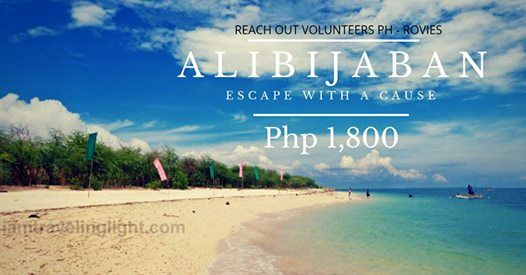 Beach Vibes at Alibijaban Escape with a Cause