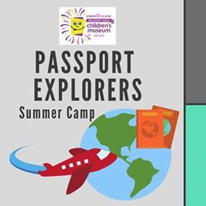 Passport Explorers Summer Camp